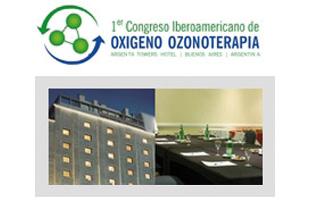 Iº Congreso Iberoamericano de Oxígeno Ozonoterapia