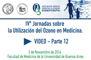 IVº Jornadas sobre la Utilización del Ozono en Medicina – Video 12