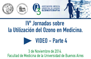 IVº Jornadas sobre la Utilización del Ozono en Medicina – Video 4