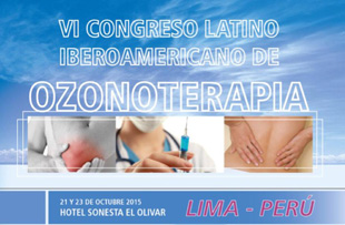 VI Congreso Latino Iberoamericano De Ozonoterapia