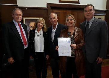 La Asociación Argentina de Ozonoterapia miembro de la Eurepean Cooperation of Medical Ozone Societes